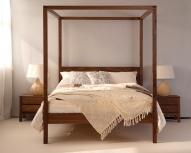 Orchid koka gultas